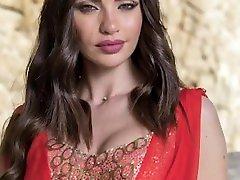 Une arabe bandante