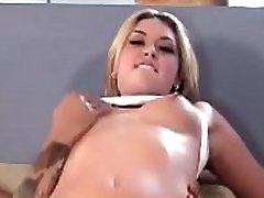 Sexy Tiffany Rayne Enjoys Pussy Fucking