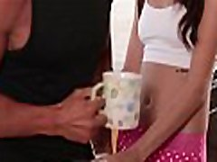 Tiny Teen Latina Stepdaughter Angel Del Rey Fucked By Her Stepdad After Learning He&039s Been Having Sexual Dreams About Her