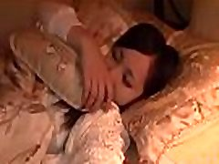 Needy asian woman awesome nudity and solo action