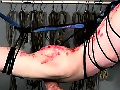 Bondage party galleries and fat man gay tube first time