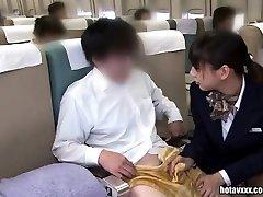 Asian amateur in kitchian sex uniform