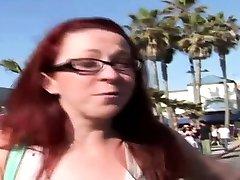 Redhead Slut Blacked