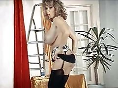 LOOKOUT! - vintage huge tits strip dance tease