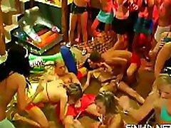 korra 3d at a party