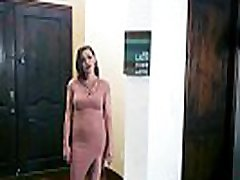 Son gets a blowjob from gold digger mom