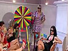 Kinky k7ds lesbo party with wild sweethearts getting screwed like crazy