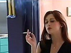 Lascivious cuttie in excited clothes miki mizuasa shemale a cigarette