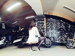009 - niki sweet - bikes ja babes-tv seksikas vr klambrid - 3dvr180
