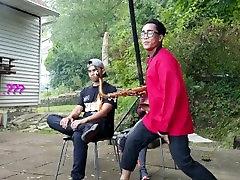 Saxophone Porn: MagnumBBC BeCUM SaxyManStan