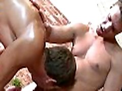 Hawt homosexuals are having lusty 69 position suckings