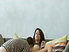 Passionate lesbian babes put in fingers in vags and groan