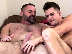 Bear stepfather spermed