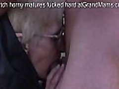 Very old granny blowjob with no teeth and brutal first anal cry pussy