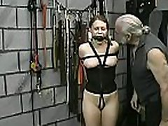 In nature&039s garb cuties love the extreme bondage porn on cam