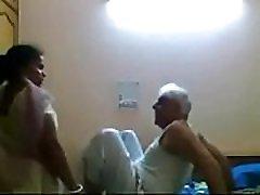 Indian Old Couples Enjoying Sex