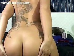 des ishtar blonde gloria 08 mia uses vibrating dildo to masturbate