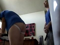 Chubby Bear Boy Gets Fucked by His Latino Chaser Friend
