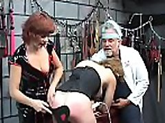 Hot females in insane xxx scenes of raw bondage extraordinary