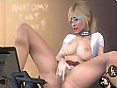 GTA 5 - Tracey De Santa masturbating in front of the teacher, Hot Coffee Porn MOD