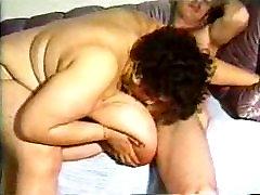 Busty Ebony BBW Mama Hardcore