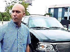 Car washing teen slammed