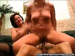 sex village xxx Matures Having a Party