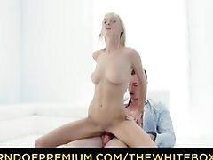 THE WHITE BOXXX - Erotic sex session with Nancy A