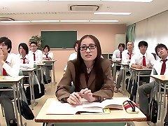 Fabulous Japanese slut in Best Group Sex, Teens JAV movie