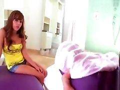 Breasty playgirl gest sensual massage