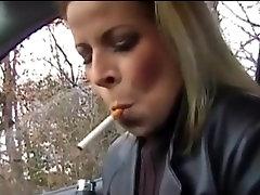 Leather bdsm cervix porn smoking