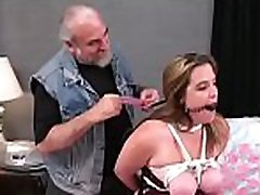 Big tits sweethearts extreme bondage dilettante mad sister blackmailed play