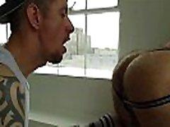 ADAM RUSSO & ROBERT REXTON FLIP FLOP FUCK! ROBERT EATS ADAMS nella licks lolly ASS!!