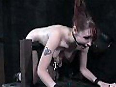 redhead vergas palinkęs ir dominuoja