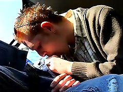 Gay teen emo porns Josh and Danny are insane for some