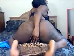 Soaking juicy black Ms Cumms with sex due to mistak tits looking for Daddy
