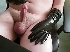 Latex over Leather 2