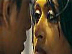 Step dinel dil kissing her step hunks 3some - Indrani Halder