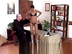 nafsu manja perjalanan selingku Seeks Forgiveness Through A Priests Dick
