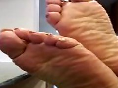 Ebony Office Feet