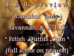 B.B.B.preview: Savannah & K.L.S. Fetish family selin Shotglass NoSloMo AVI highd