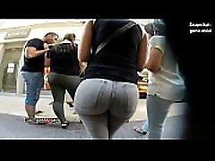 Tight frank fucking in jeans hidden camera