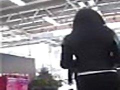 Candid dark tight korean xmoive black leggings