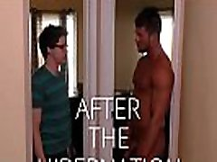 Brad Banks and Will Braun - Cute nerd gets ass fucked by hunk - Men.com
