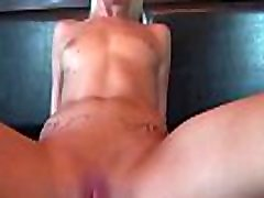 Slutty blonde Molly Rae risks making a ass fucked while ass fucked - MOFOS