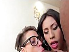 Stretchy ladyboy&039s ass gets impaled on big rod of a boy