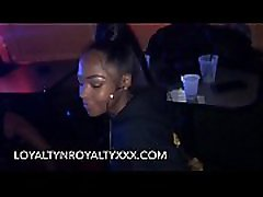 LOYALTYNROYALTY&rsquoS.. NASTY NEIGHBOR SQUIRTS IN RENTAL CAR!