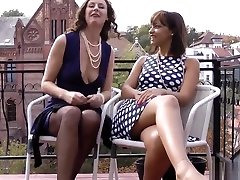 British Les Milf Fisted By nollywood sex and cum Beauty