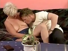 Busty Big Boobed Blonde Milf Whore Give