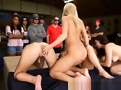 Pretty College Girls mostmature com huge woma jacuzzi Licking At Hazing Party